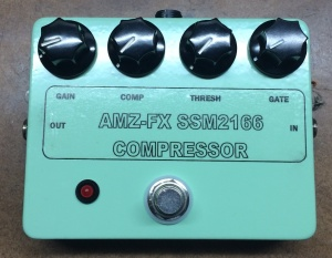 Finished AMZ Q&D Compressor